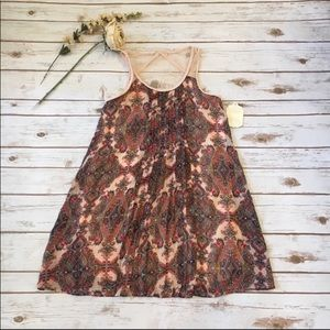 NWT Altar'd State lace floral dress - Size: Small